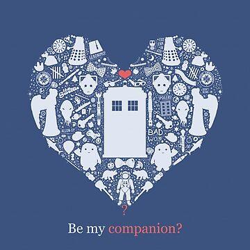 Be my companion? by ToruandMidori