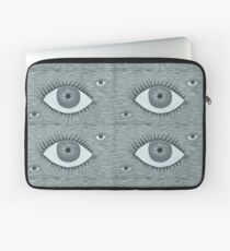 The Eyes Have It Laptop Sleeve