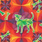 Dazzling Dog von Mandalavision