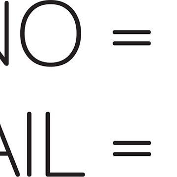 Mono = One - Rail = Rail by MBPhotography94
