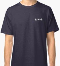 Mark Zuckerberg's Facebook T-shirt & Hoodie (White) Classic T-Shirt