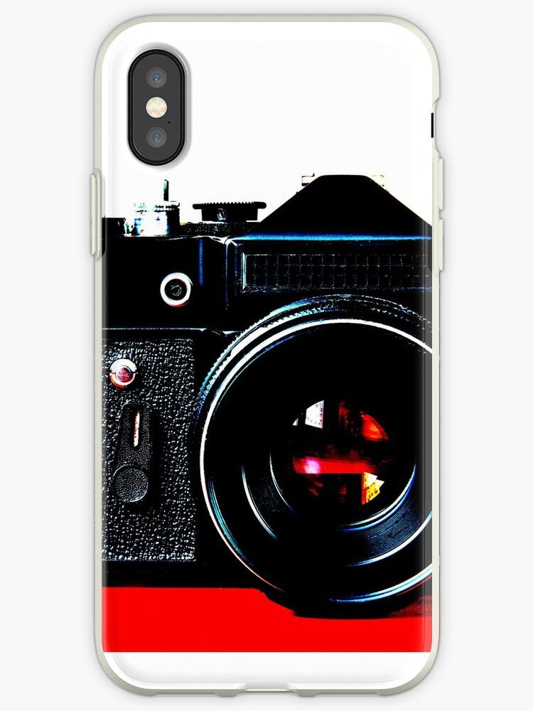 Old film slr camera by Ryzhov