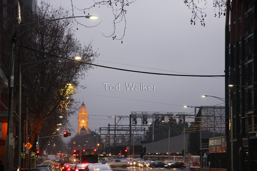 flinders by Tod  Walker