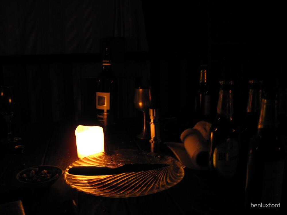 Lazy Night by benluxford