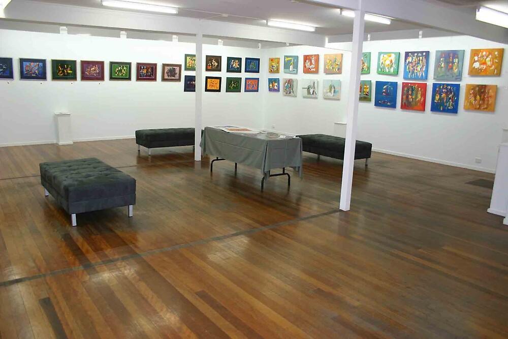 expo in Brisbane by Valeriu Buev