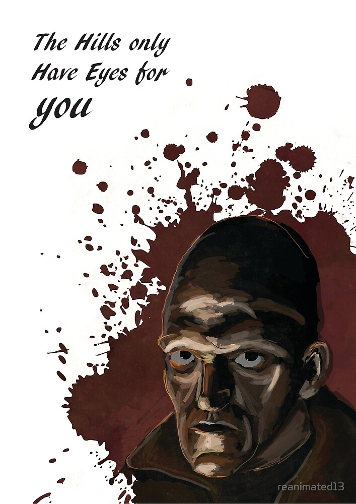 Hills Have Eyes Valentine S Day Horror Movie By Reanimated13