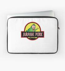 Jurassic Pork Laptop Sleeve