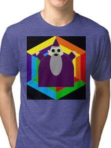 Wiz Biz (2) Tri-blend T-Shirt