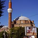 The Mosque in Sofia, Bulgaria by tonymm6491