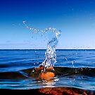 Water Sculpture 4 by Alex Preiss