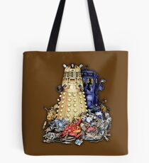 THE BEST terminator in the Universe Tote Bag