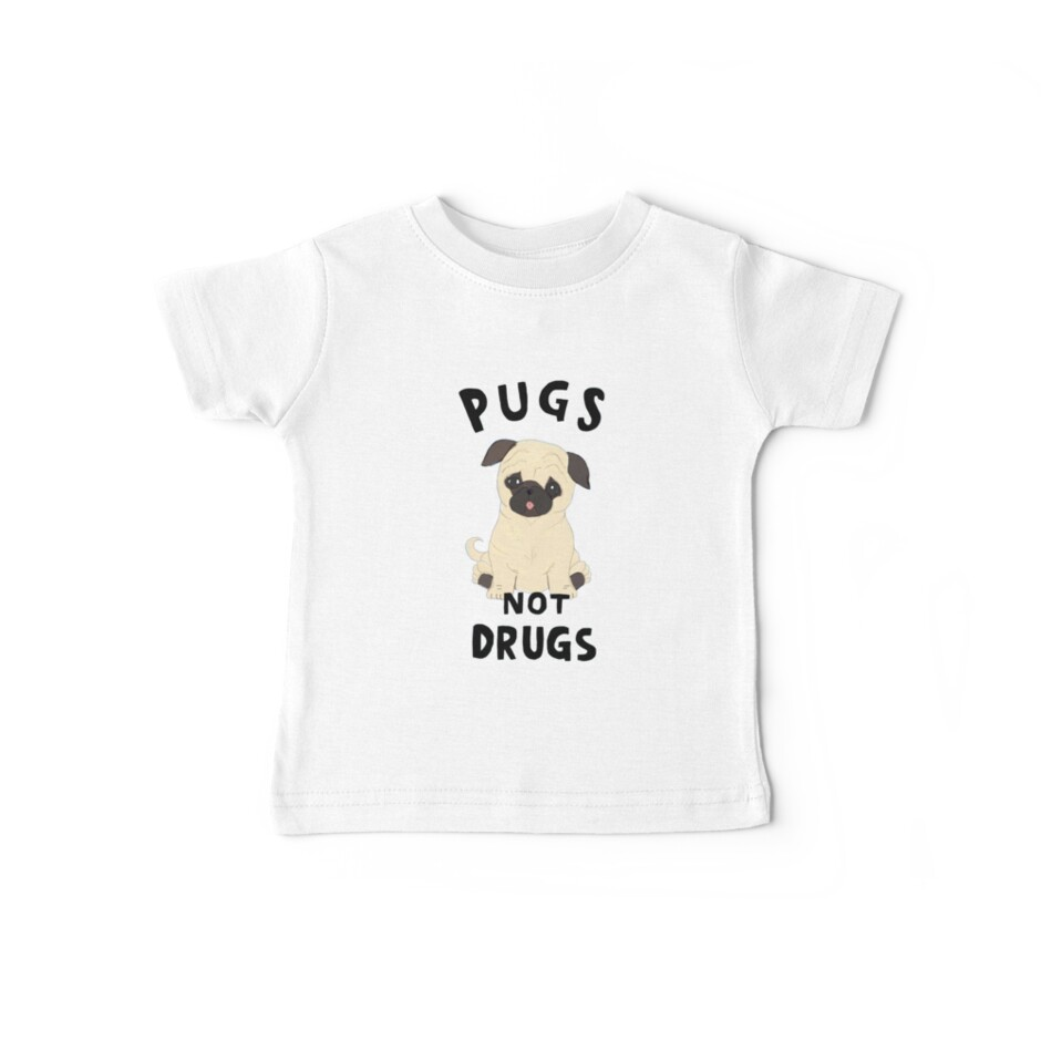//pugs not drugs// by LXSXR