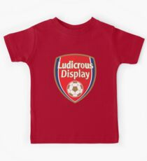 Ludicrous Display Kids Tee