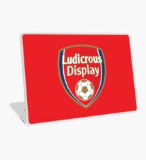 Ludicrous Display Laptop Skin