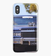 Cad MX iPhone Case/Skin