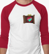Heart Door Men's Baseball ¾ T-Shirt