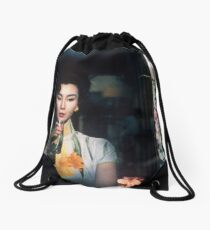 In the Mood for Love Drawstring Bag