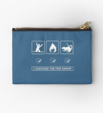 I survived the fire swamp Studio Pouch