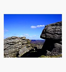 Dartmoor Photographic Print