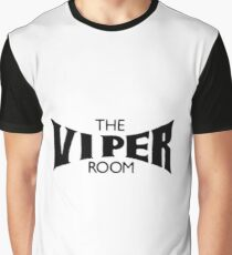 The Viper Room Sunset Boulevard Graphic T-Shirt