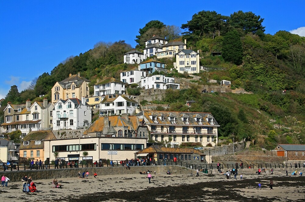 East Looe by RedHillDigital