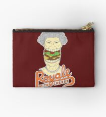 Royale with cheese Studio Pouch