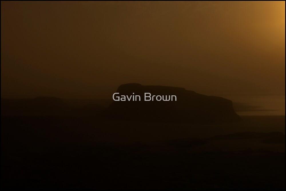 Dawn by Gavin Brown