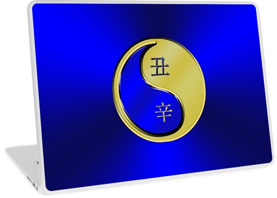 Ox Yin Metal by astrodesigner75