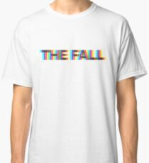 Camiseta clásica A y B lados - The Fall Mark E Smith