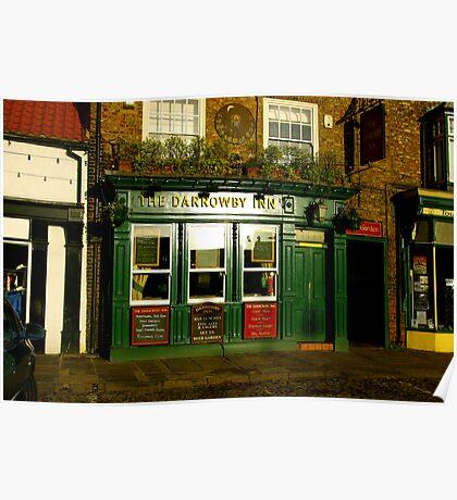 The Darrowby Inn - Thirsk North Yorkshire Poster