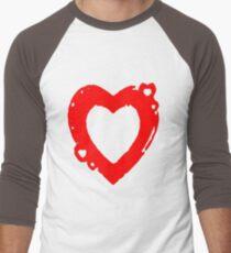 hearty Men's Baseball ¾ T-Shirt