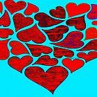 Valentines at Tiffanys by Rafael Salazar