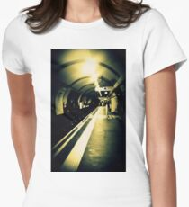London Underground Women's Fitted T-Shirt