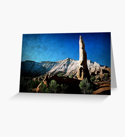 Kodachrome Basin Greeting Card