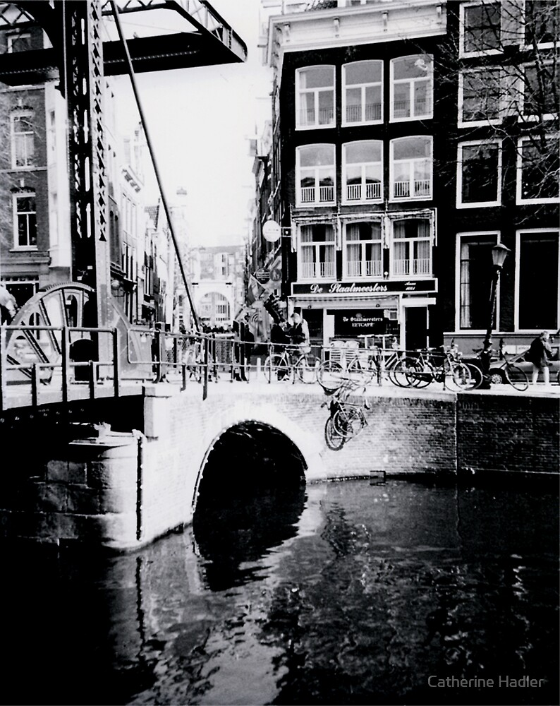 Amsterdam by Catherine Hadler
