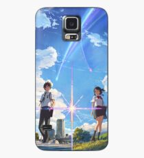 kimi no na wa // your name front textless BEST RES Case/Skin for Samsung Galaxy