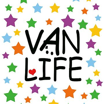 Van Life under the Stars by MyLovelyVan