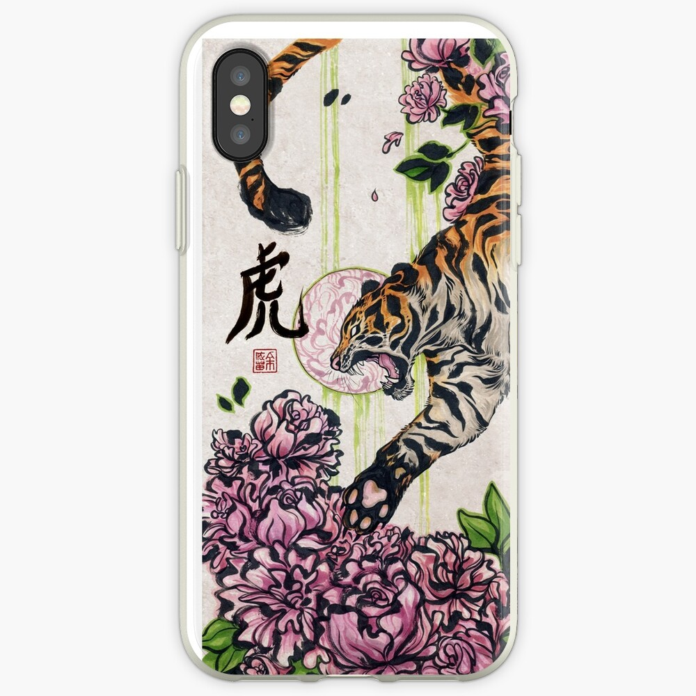 Tiger iPhone-Hülle & Cover