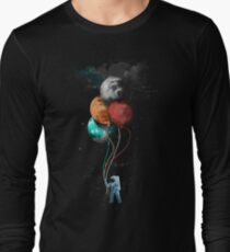 Camiseta de manga larga The Spaceman's Trip