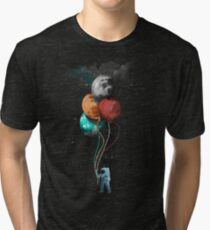 The Spaceman's Trip Tri-blend T-Shirt