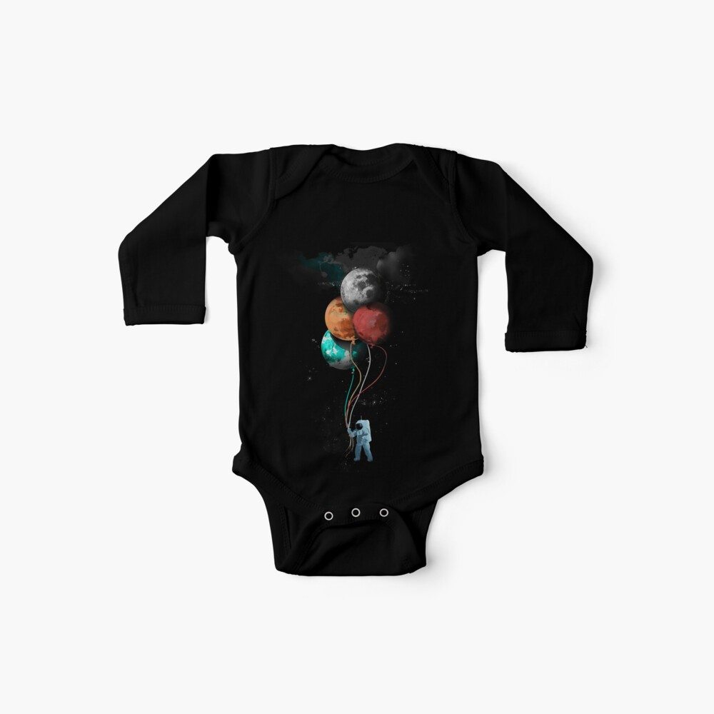 The Spaceman's Trip Baby Body