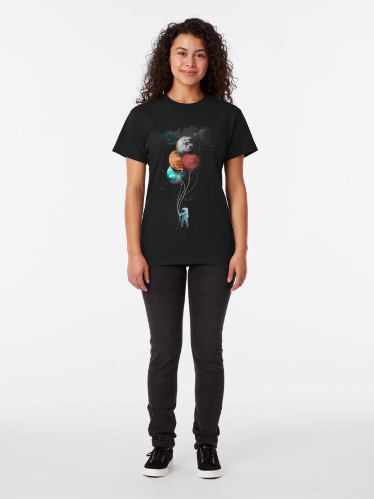 Alternative Ansicht von The Spaceman's Trip Classic T-Shirt
