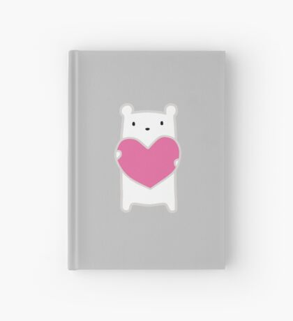 Polar Bear Love Hardcover Journal