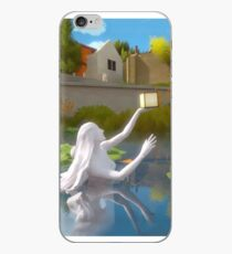 The Witness Statue  iPhone Case