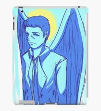 halo and wings iPad Case/Skin