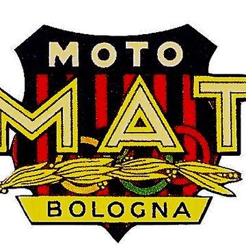 VINTAGE CIMATTI ITALIAN MOTORCYCLES by cseely