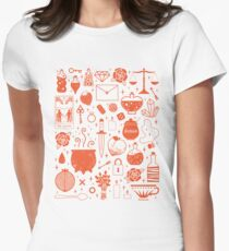 Love Potion: Valentine Fitted T-Shirt