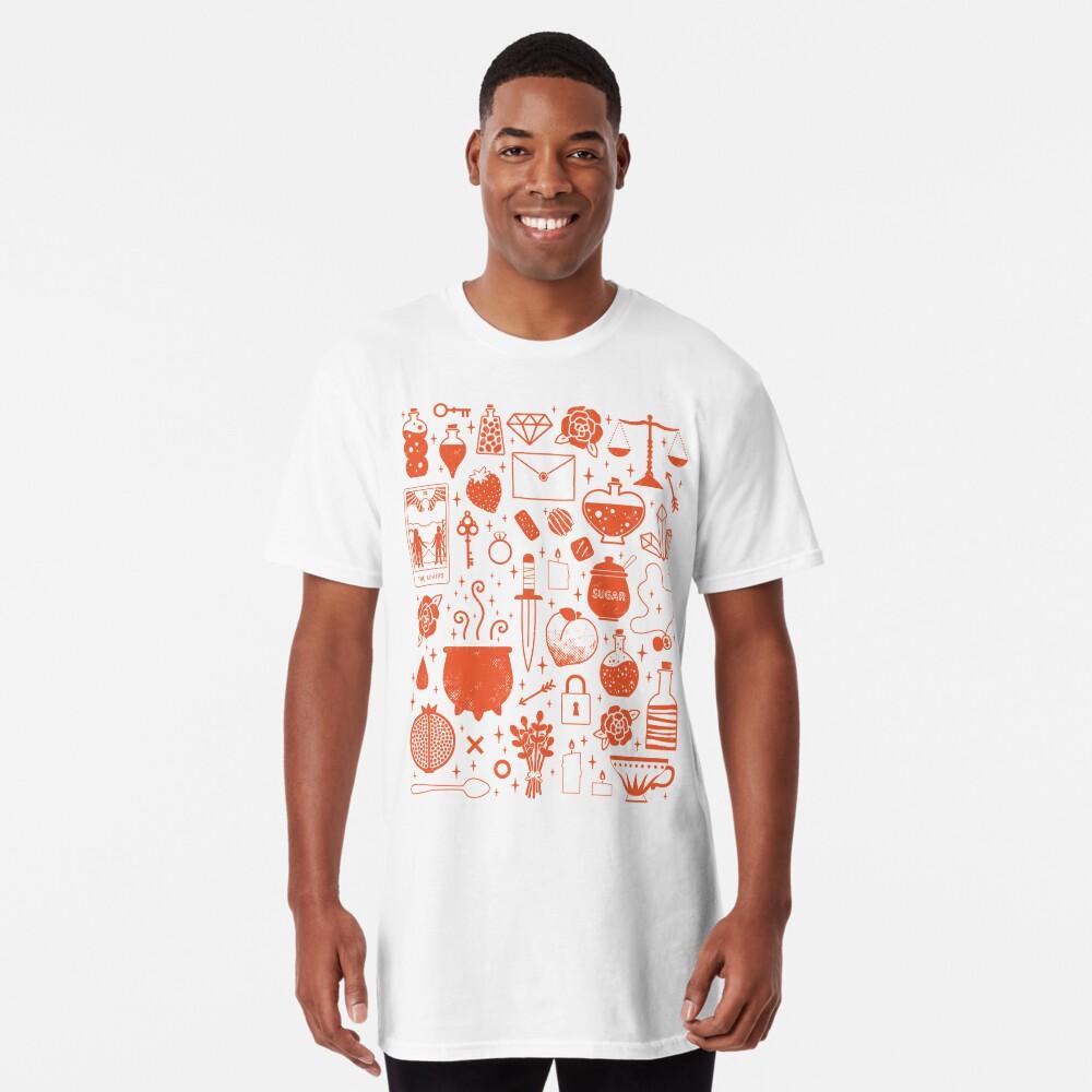 Love Potion: Valentine Long T-Shirt