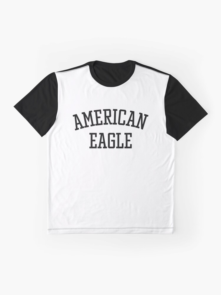 Alternate view of American Eagle Graphic T-Shirt