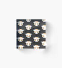 Dokkaebi - Hacked Acrylic Block